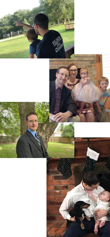 Andrew Felder family.