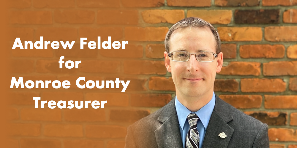 Felder for treasurer banner.